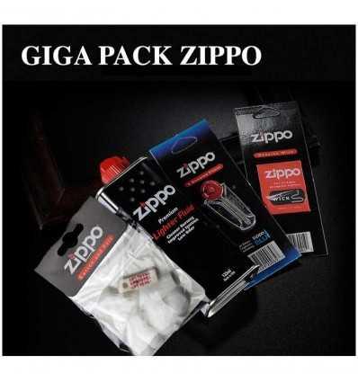 Gaz, Giga Pack Zippo