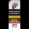 Tigari de Foi, KING EDWARD WOOD TIPS AMBER (5)
