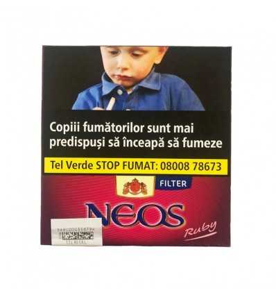 Neos Red Filter Vanilie 10