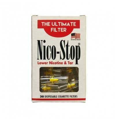 Mustiuc Filtru Tigari Nicotina Nico-Stop