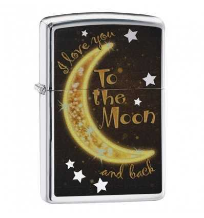 Zippo Golden Moon