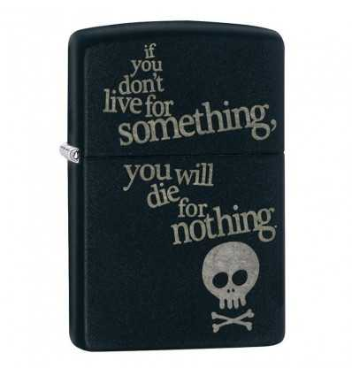 Zippo Live For Something