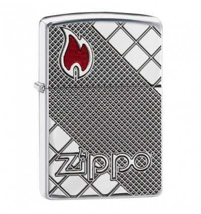Brichete Zippo Zippo Armor Tile Mosaic