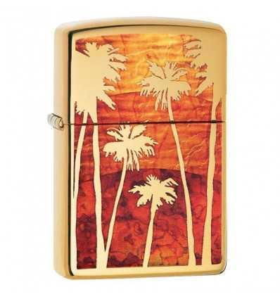 Brichete Zippo Zippo Fusion Palm Tree Sunset
