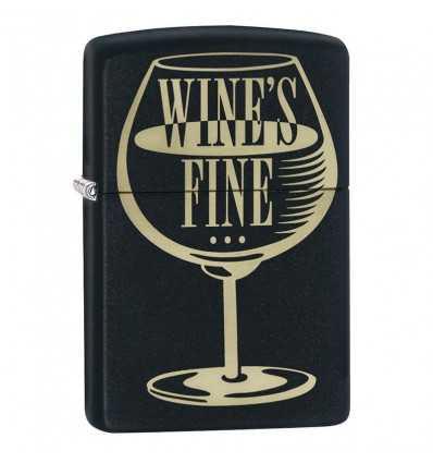 Zippo Wine's Fine