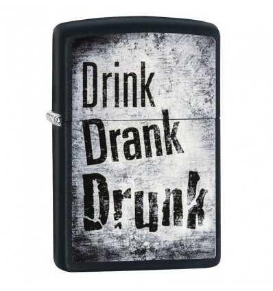 Brichete Zippo Zippo Drink, Drank, Drunk
