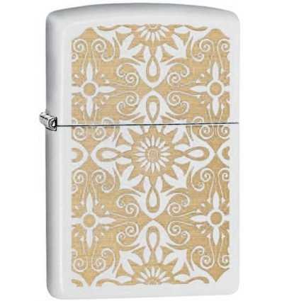 Brichete Zippo, Zippo Classical Curve White Matte
