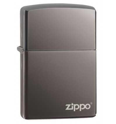 Brichete Zippo Zippo Black Ice Logo