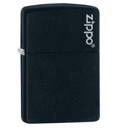 Brichete Zippo Zippo Black Matte Logo