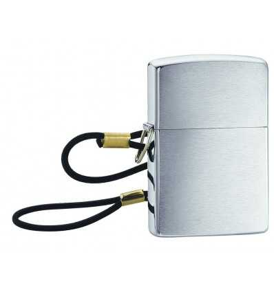 Brichete Zippo Zippo Brushed Chrome Loop