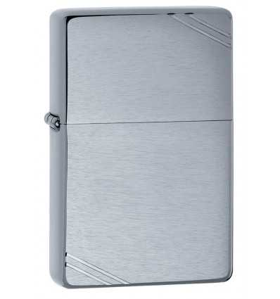 Brichete Zippo Zippo Vintage Brushed Chrome Slashes