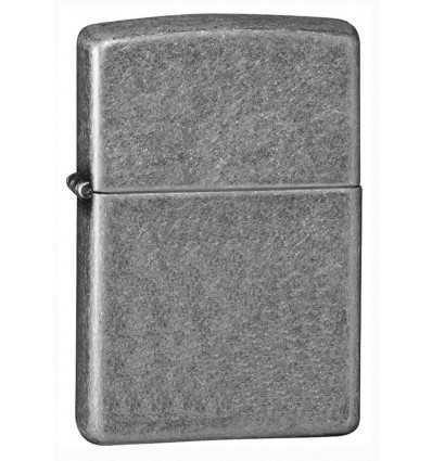 Brichete Zippo, Zippo Antique Silver Plate
