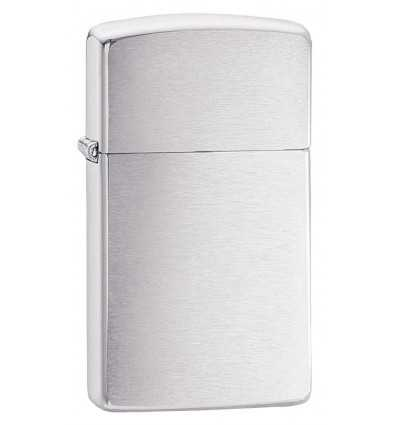 Brichete Zippo Zippo Brushed Chrome Slim