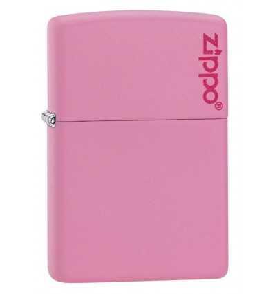 Brichete Zippo Zippo Pink Matte Logo