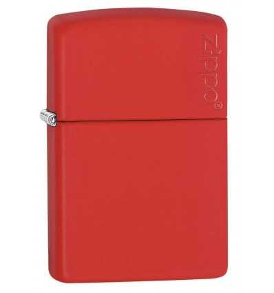 Brichete Zippo, Zippo Red Matte Logo