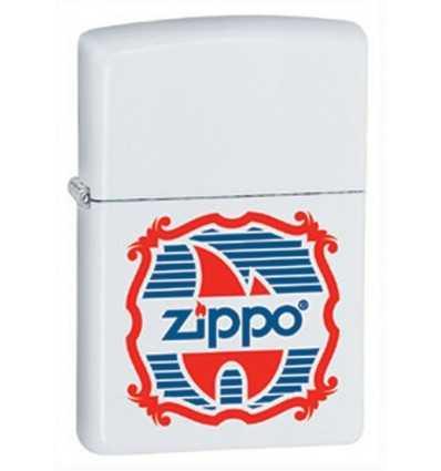 """Brichete Zippo, Bricheta ZIPPO 28558 """"Vintage Logo"""""""