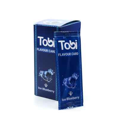 Card aromatizant Ice Blueberry / Tobi