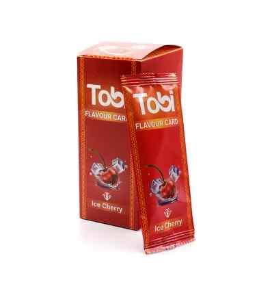 Card aromatizant Ice Cherry / Tobi