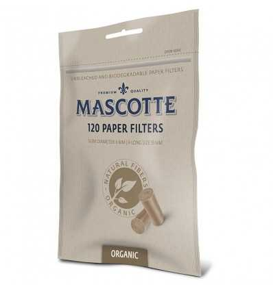 Filtre Tigarete, Filtre tigari Mascotte Slim Filter 120 Organic