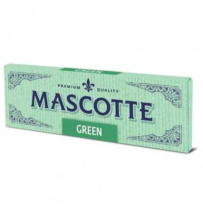 Foite de Rulat Foite tigari Mascotte Green 50