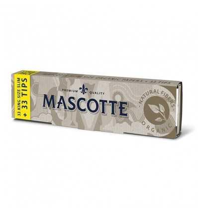Hartie de infasurat Mascotte Slim Size Organic Combi Pack