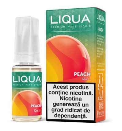 Liqua 10 ml Peach 1.8% Nicotina