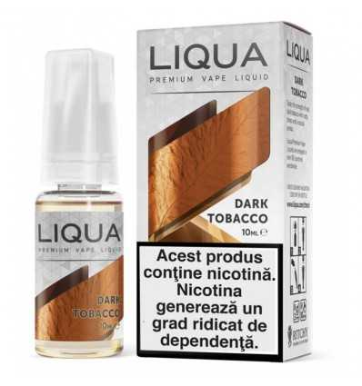 Liqua 10 ml Dark Tobacco 1.8% Nicotina