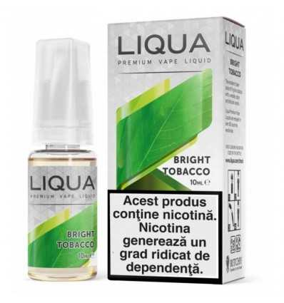 Lichide, Liqua 10 ml Bright Tobacco