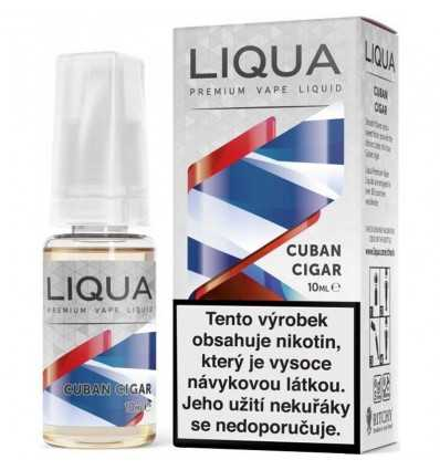 Lichide, Liqua 10 ml Cuban Cigar