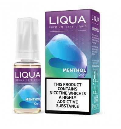 Liqua 10 ml Menthol 1.8% Nicotina
