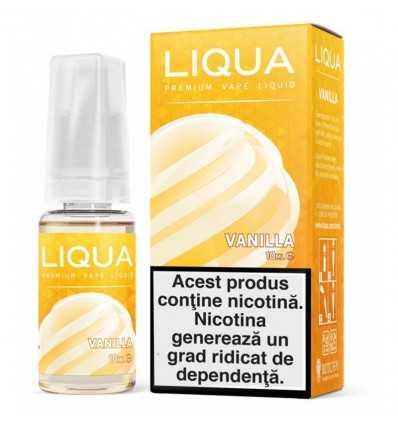 Lichide, Liqua 10 ml Vanilie