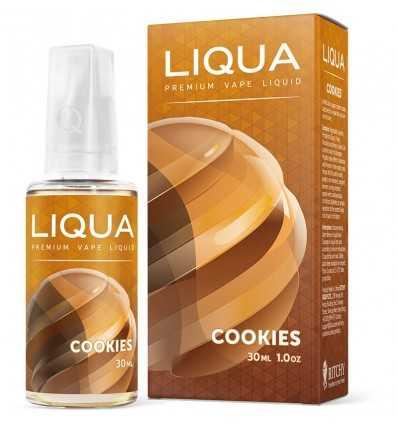 Liqua 30 ml Cookies 0% Nicotina
