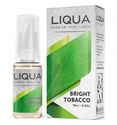 Liqua 30 ml bright Tobacco 0% Nicotina