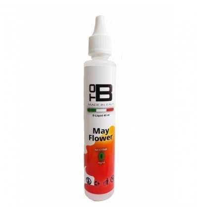 Lichide, Lichid Tob 40ml - 0% nicotina May Flower