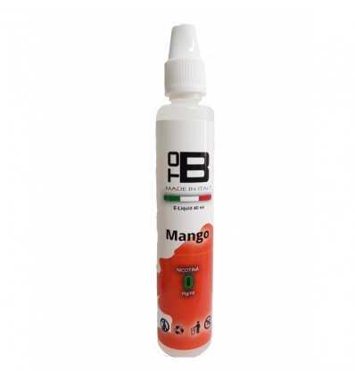 Lichide, Lichid Tob 40ml - 0% nicotina Mango