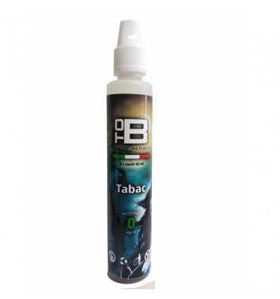 Lichide, Lichid Tob 40ml - 0% nicotina Tabac