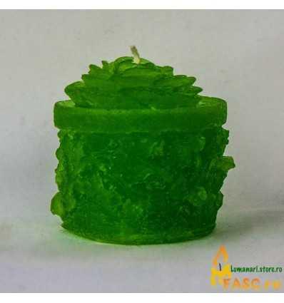 Lumanari Decorative Lumanari Vitale din Emerald