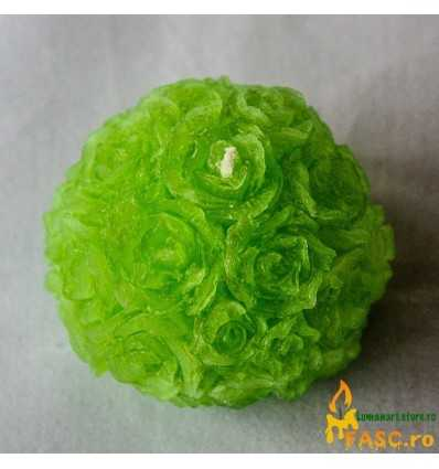 Lumanari Decorative, Lumanari Rose din Emerald