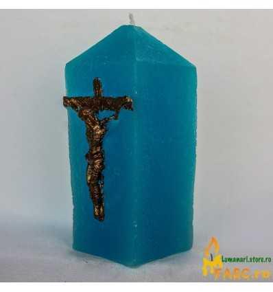 Lumanari Decorative, Lumanari Salvator Mundi din Safir