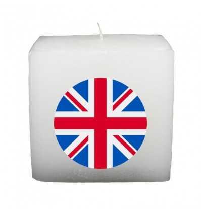 Lumanari Tematice, Lumanare Cub Drapel Marea Britanie