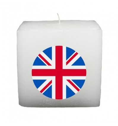 Lumanare Cub Drapel Marea Britanie
