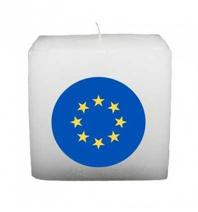 Lumanari Tematice, Lumanare Cub Drapel UE