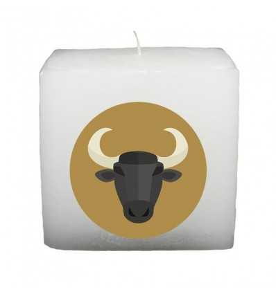 Lumanare Cub Zodiac IV Taur