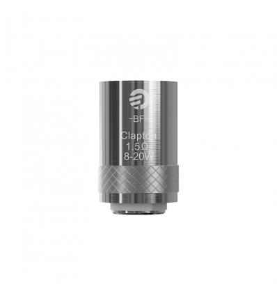 Rezistente Premium Rezistenta Cubis - Clapton coil - 1.5ohm