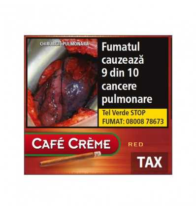 Cigarillos Cafe Creme Red (Arome) (10)