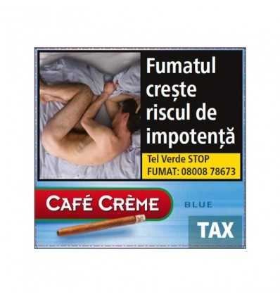 Cigarillos Cafe Creme Blue (10)