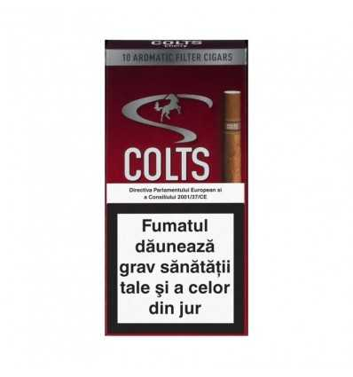 Tigari de Foi Tigari de foi Colts Filter Ruby (Cherry) (10)