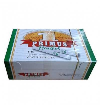 Tuburi Tigarete Tuburi tigarete PRIMUS 100 Menthol