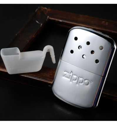 Accesorii Brichete Zippo Hand Warmer High Polish Chrome