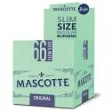 Cutie cu foite de rulat tigari Mascotte Slim 66, 50 pachete